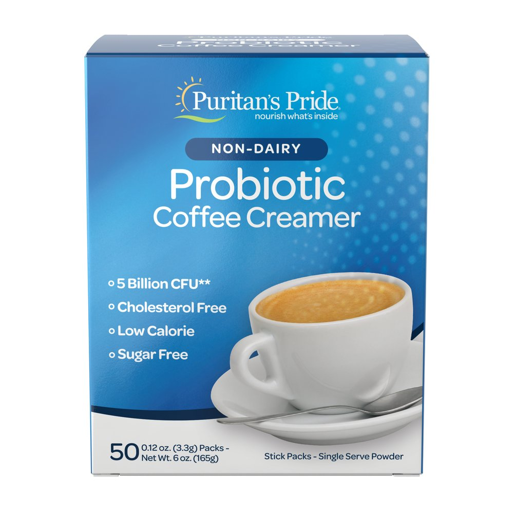 Non-Dairy Probiotic Coffee Creamer Unflavored
