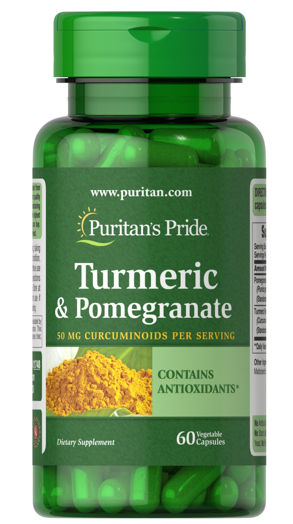 Turmeric & Pomegranate