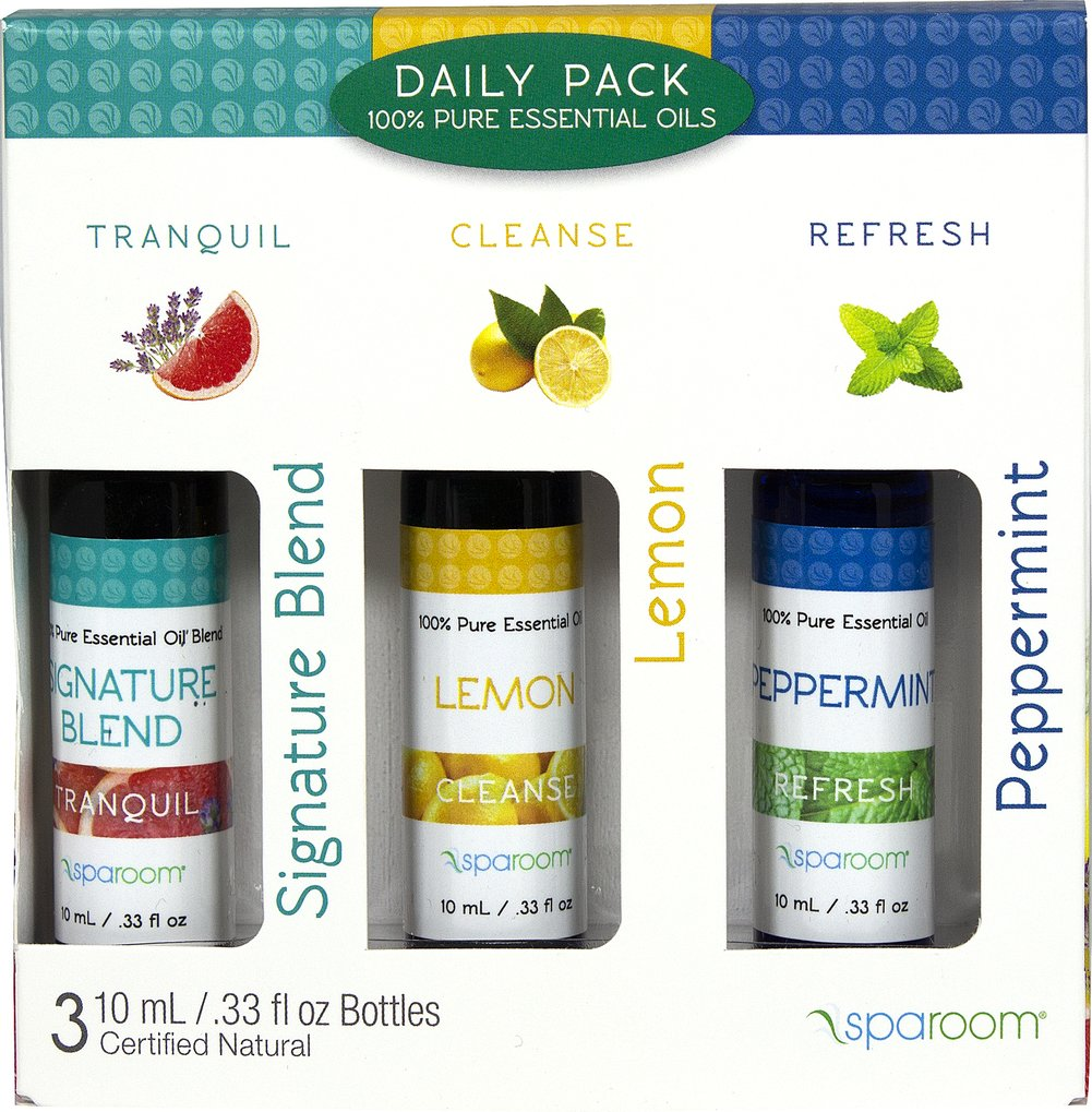 Daily Essential Oil Pack
