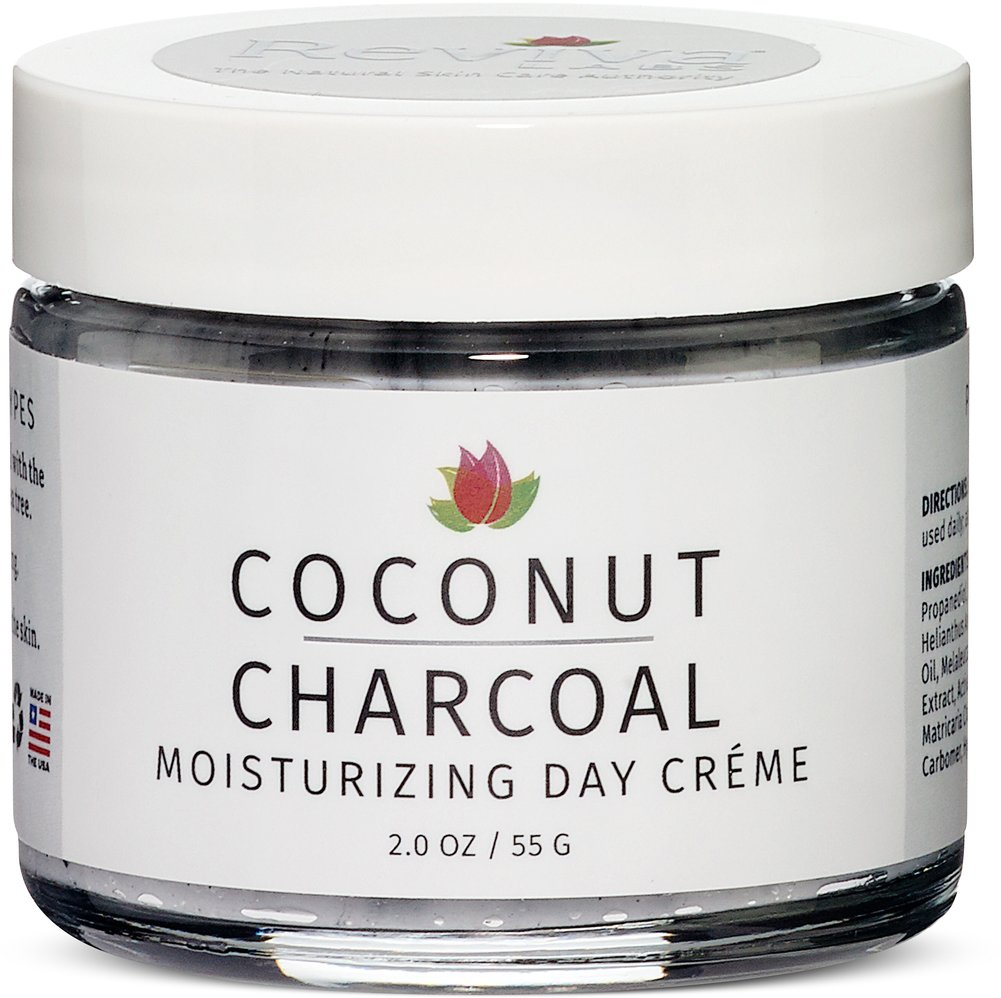 Coconut Charcoal Moisturizing Day Creme