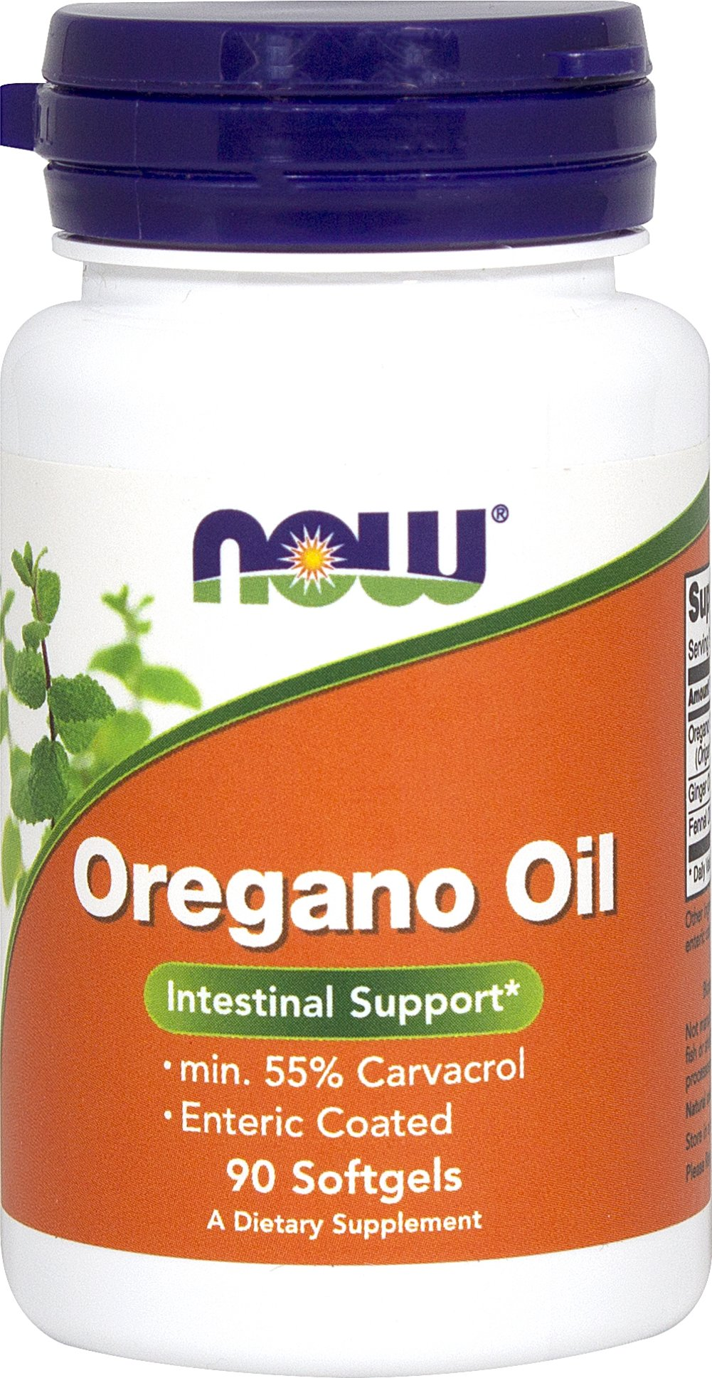 Oregano Oil Thumbnail Alternate Bottle View