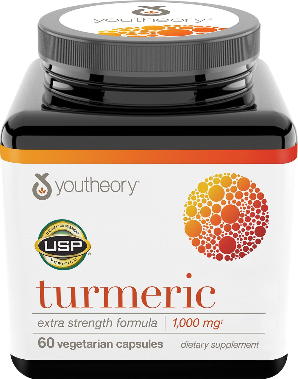 Extra Strength Turmeric with Black Pepper