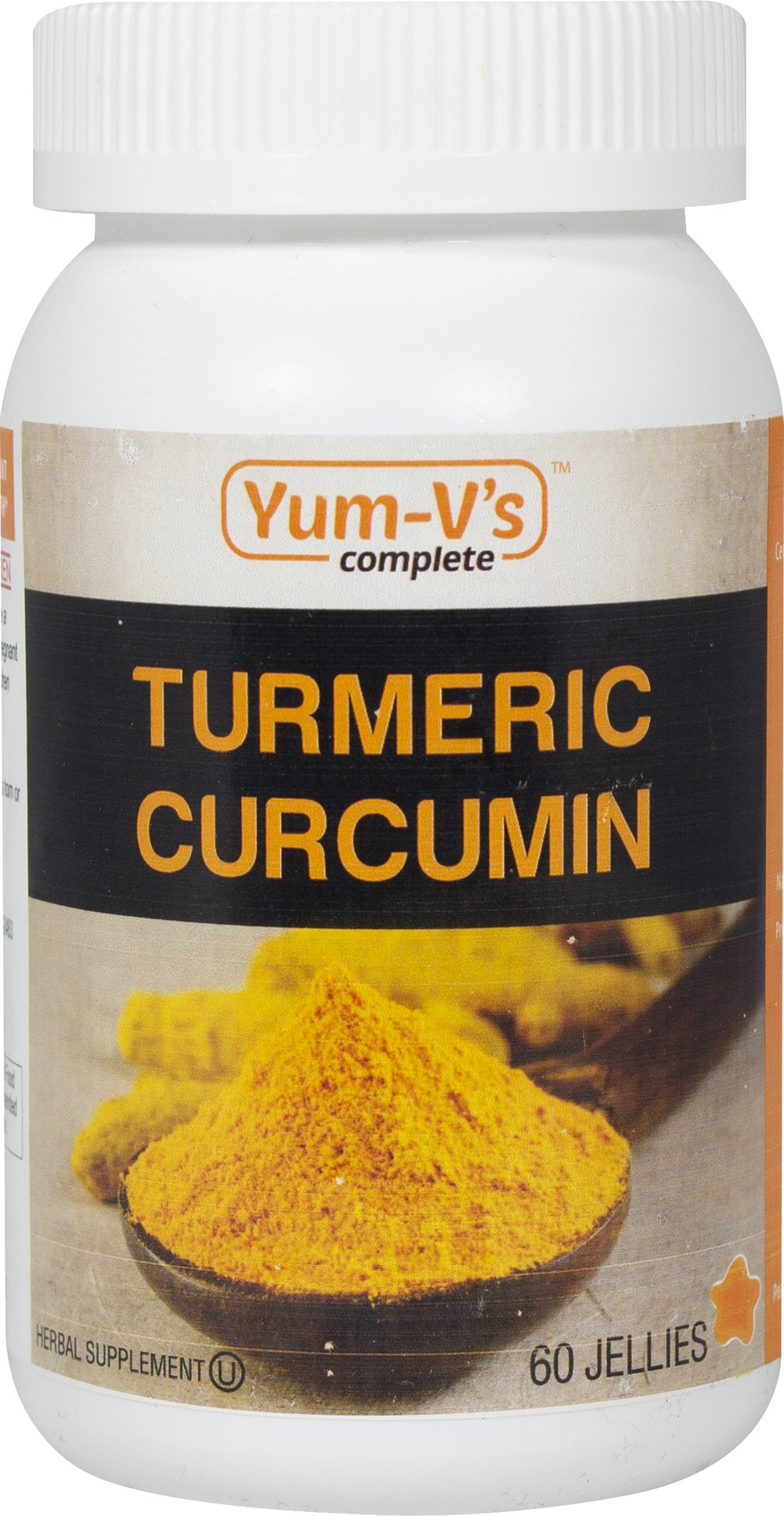 Turmeric Curcumin with Black Pepper Extract