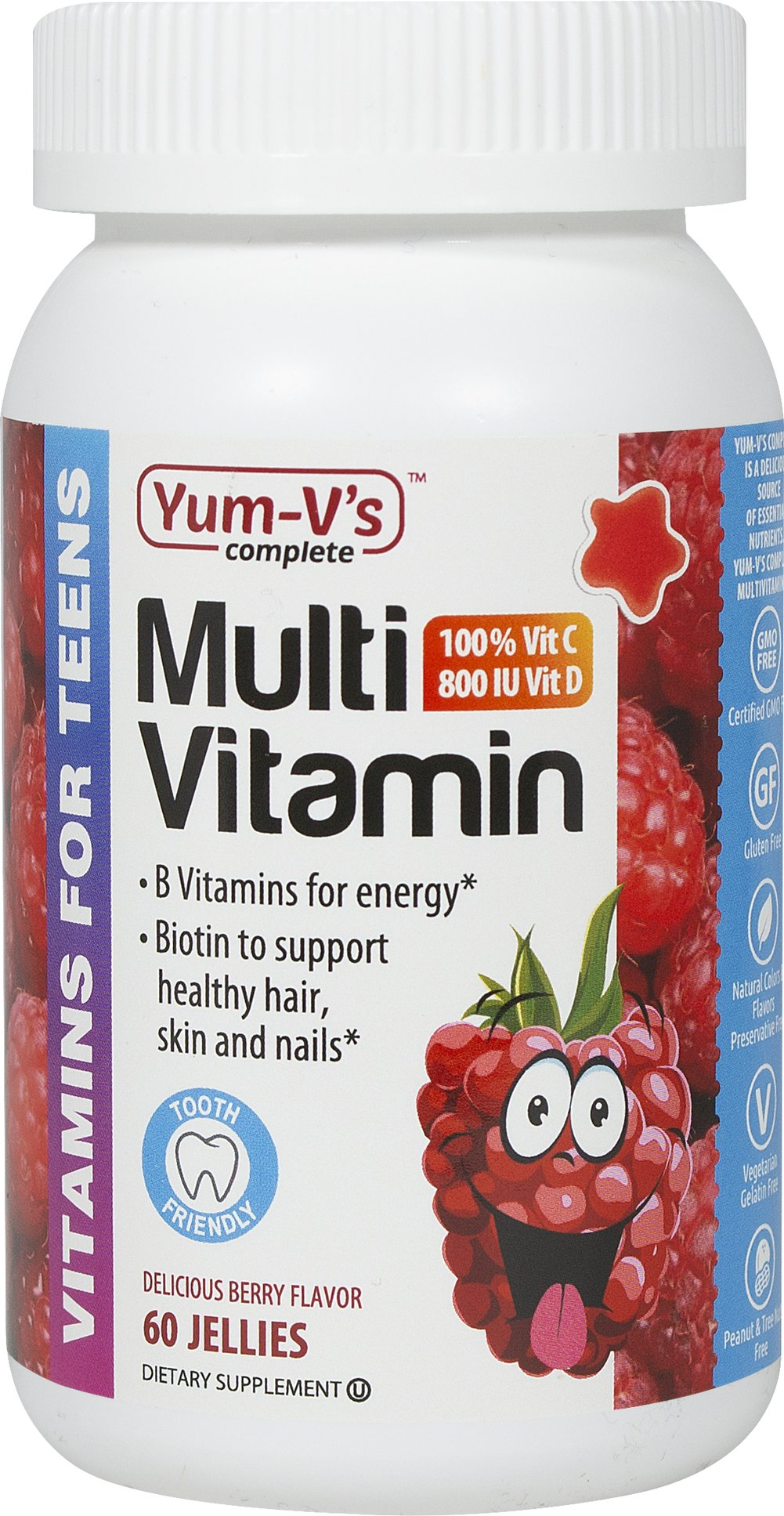 Multivitamin for Teens