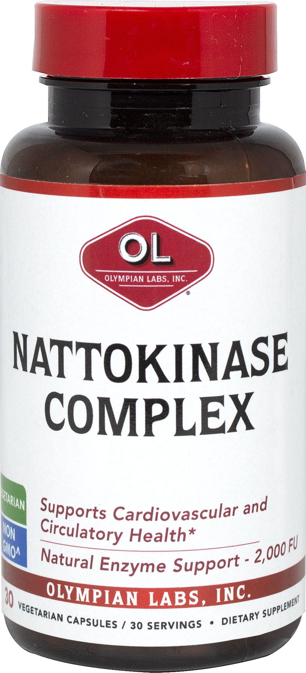 Nattokinase Complex Thumbnail Alternate Bottle View