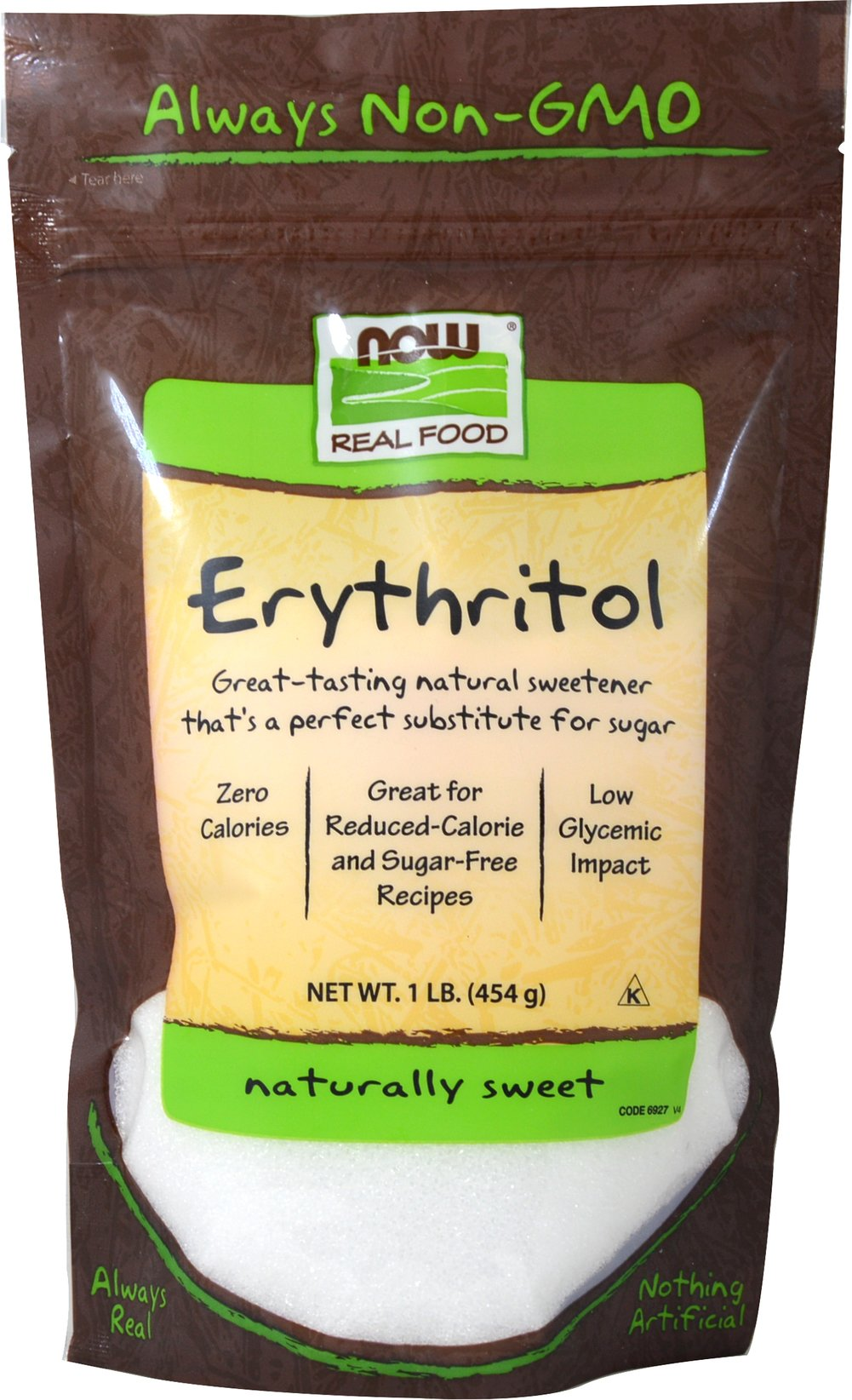 Erythritol 100% Pure Natural Sweetener