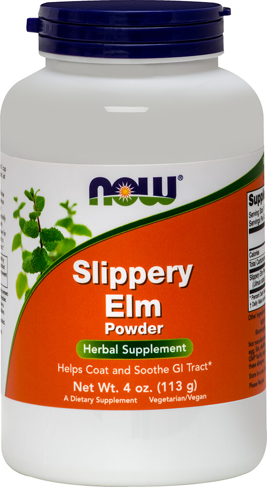 Slippery Elm Powder Thumbnail Alternate Bottle View