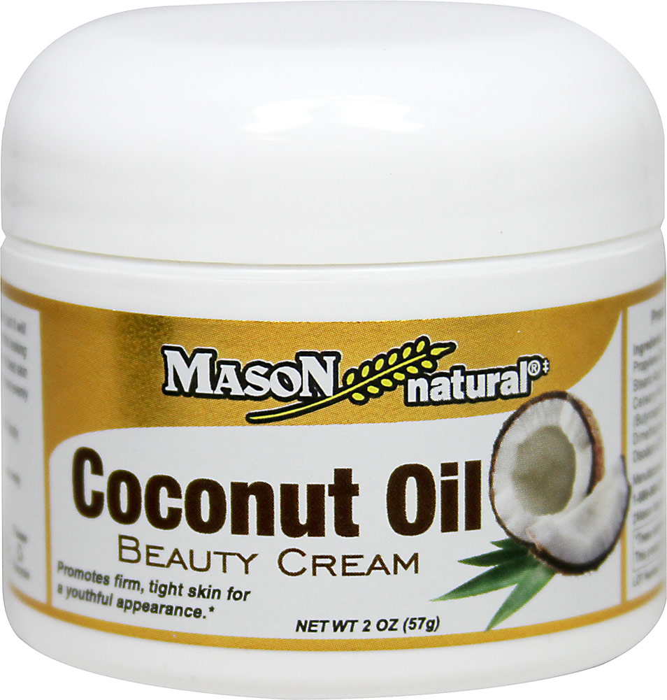 Coconut Oil Beauty Cream