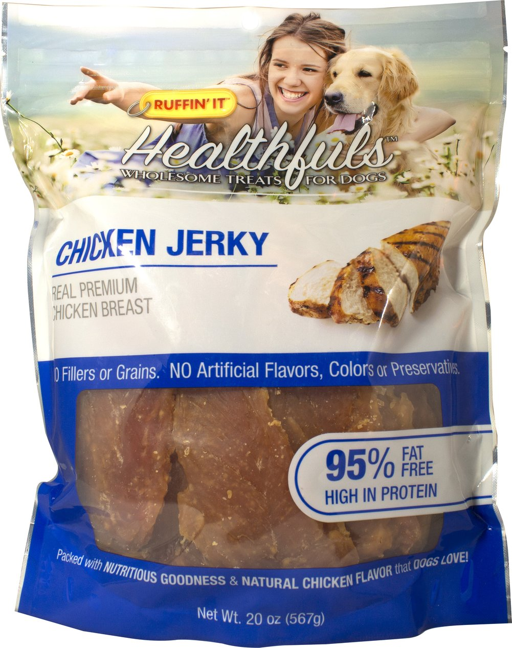 Healthfuls™ Real Premium Chicken Jerky