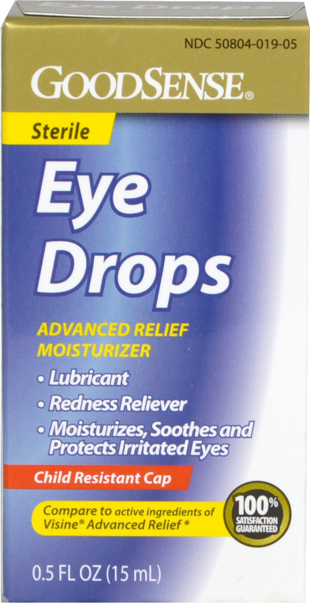 Moisturizing Eye Drops