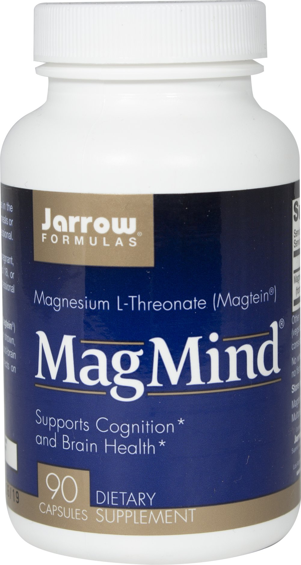 MagMind™ Magnesium L-Threonate Thumbnail Alternate Bottle View