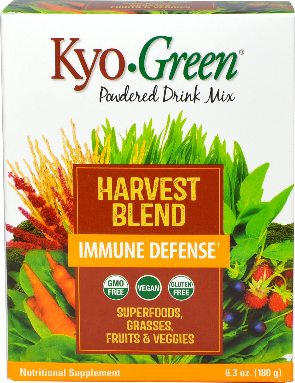 Kyo-Green Harvest Blend Immune Defense Powder