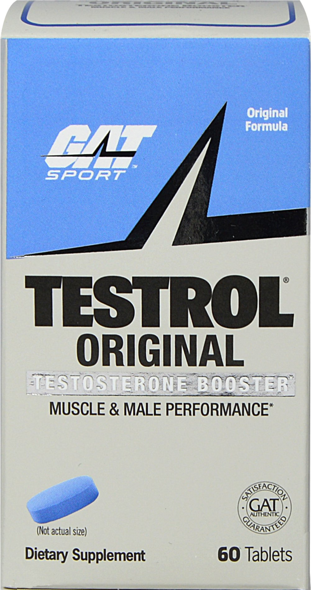 Testrol Testosterone Booster Tablets