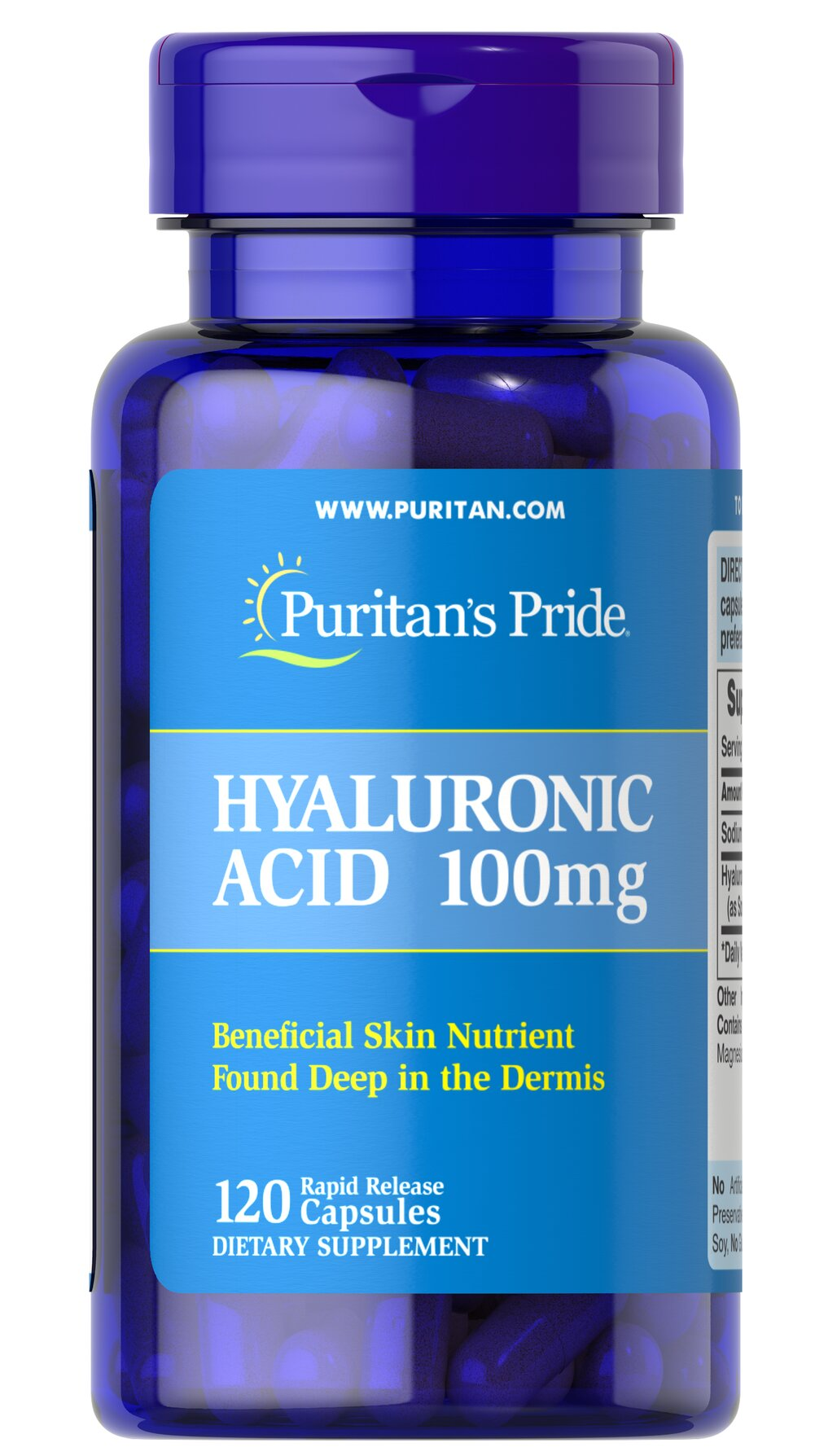 Hyaluronic Acid 100 mg