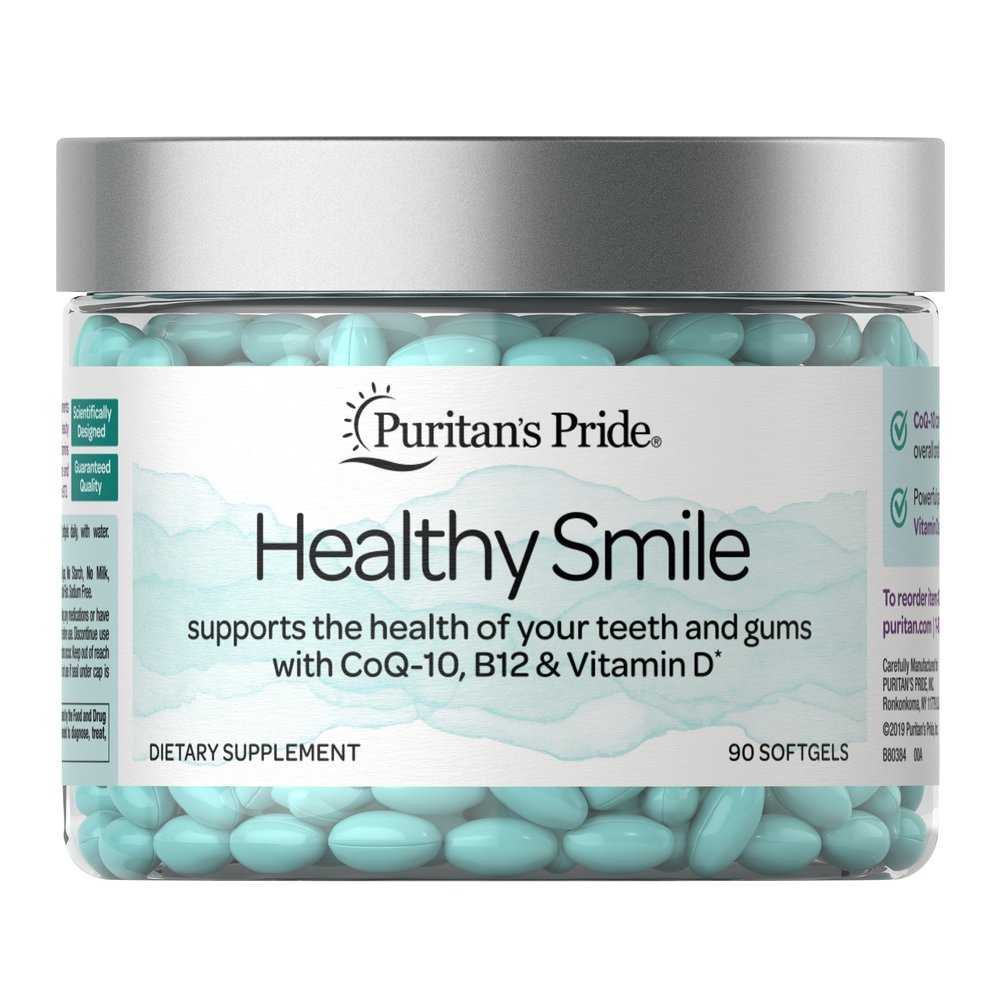 Healthy Smile Thumbnail Alternate Bottle View