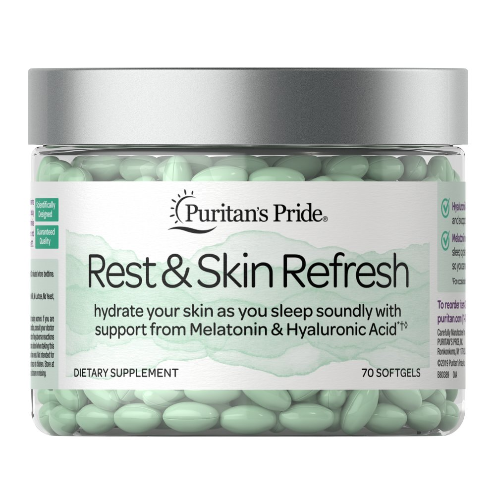 Rest & Skin Refresh Thumbnail Alternate Bottle View