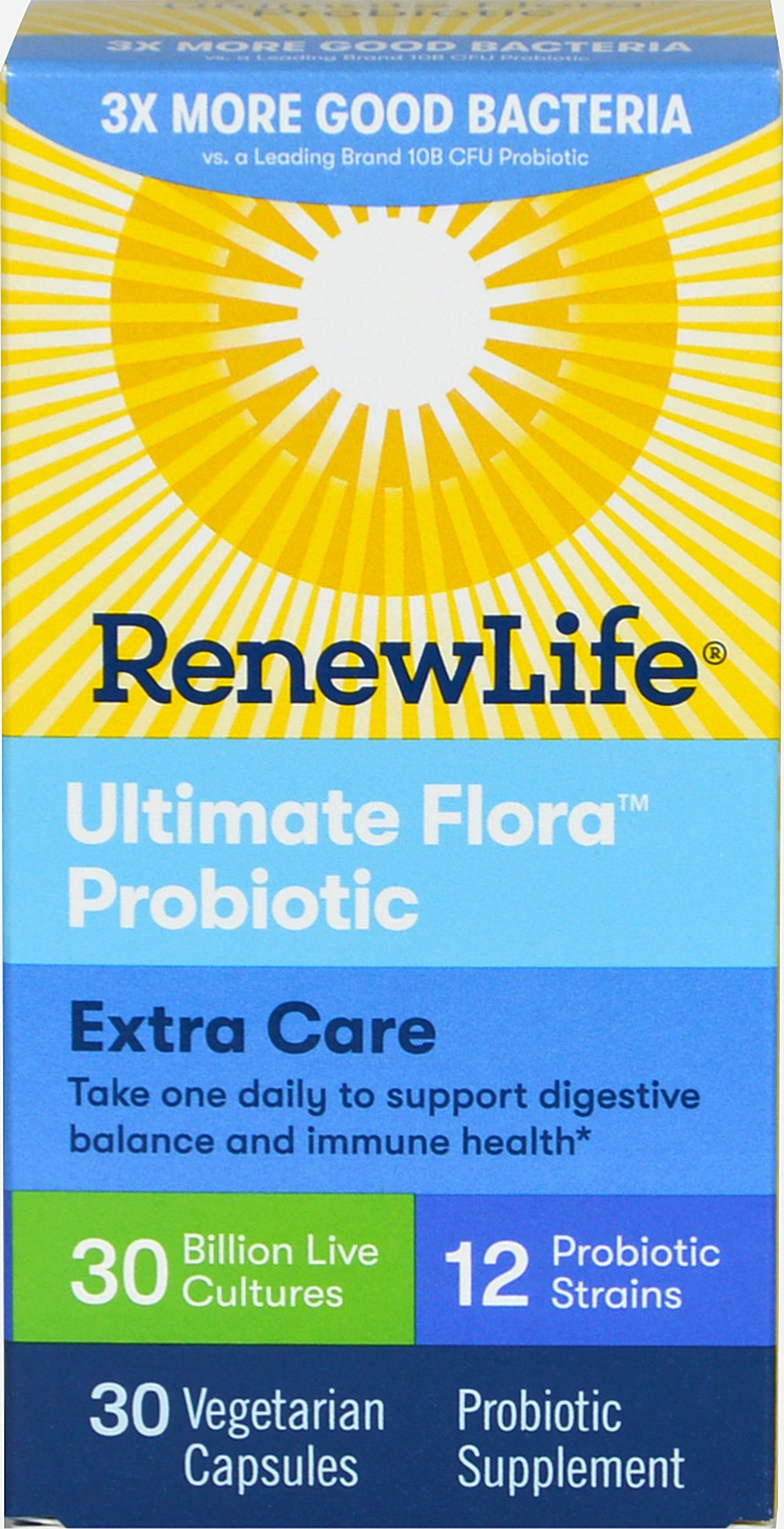 Ultimate Flora Extra Care 30 billion