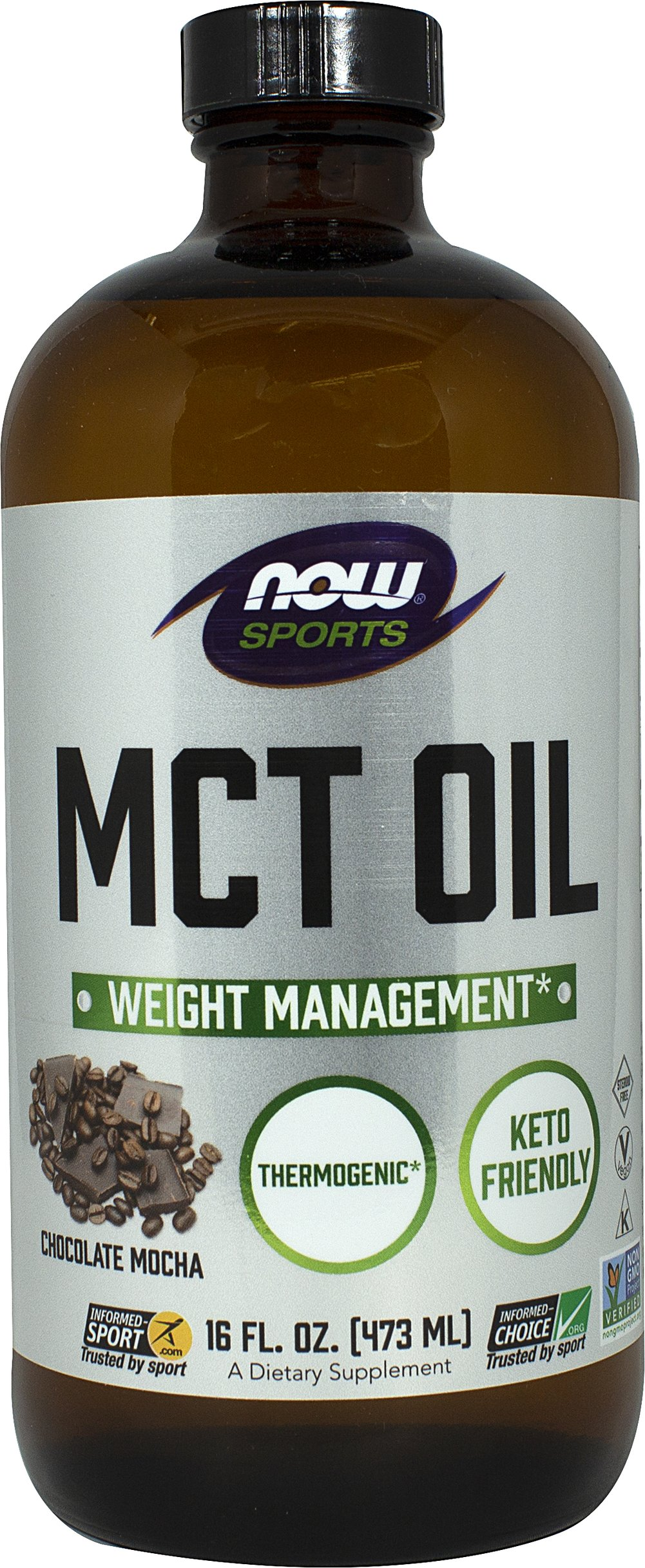 Chocolate Mocha MCT Oil