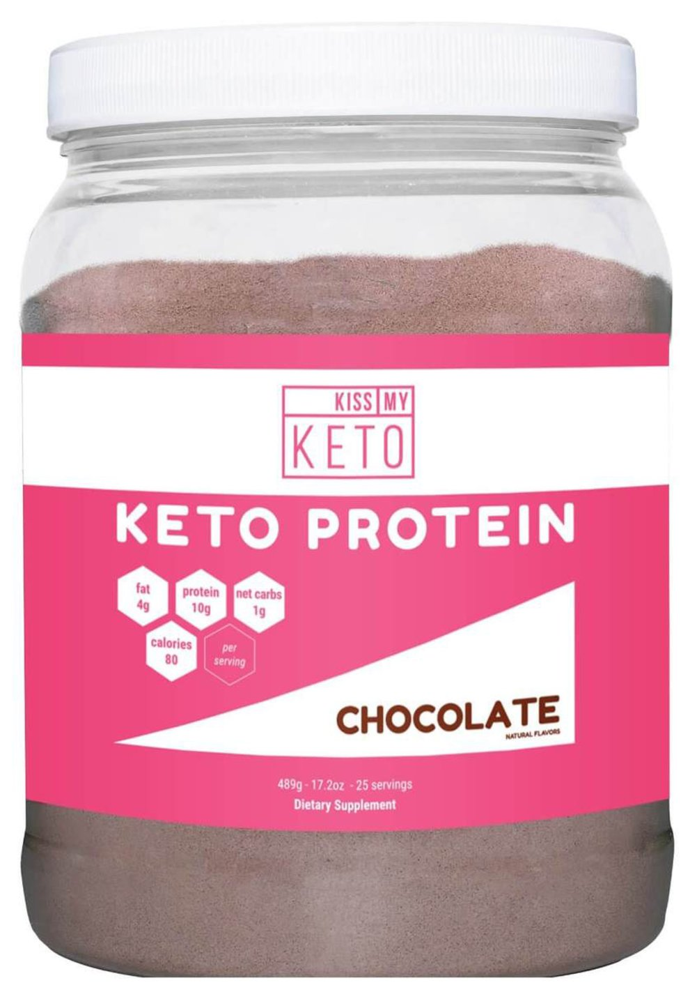 Keto Protein Powder Chocolate