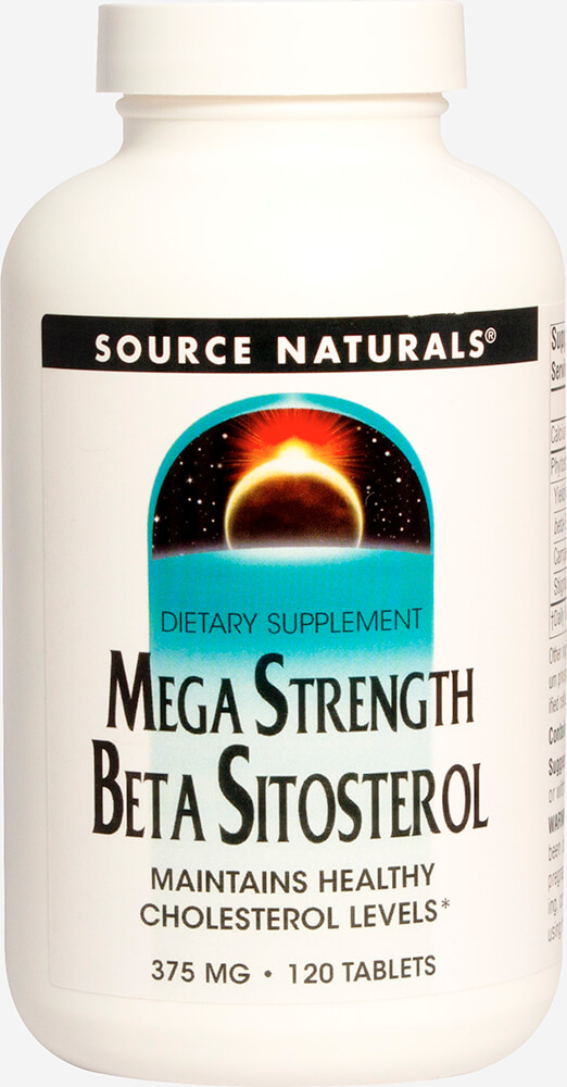 Mega Strength Beta Sitosterol