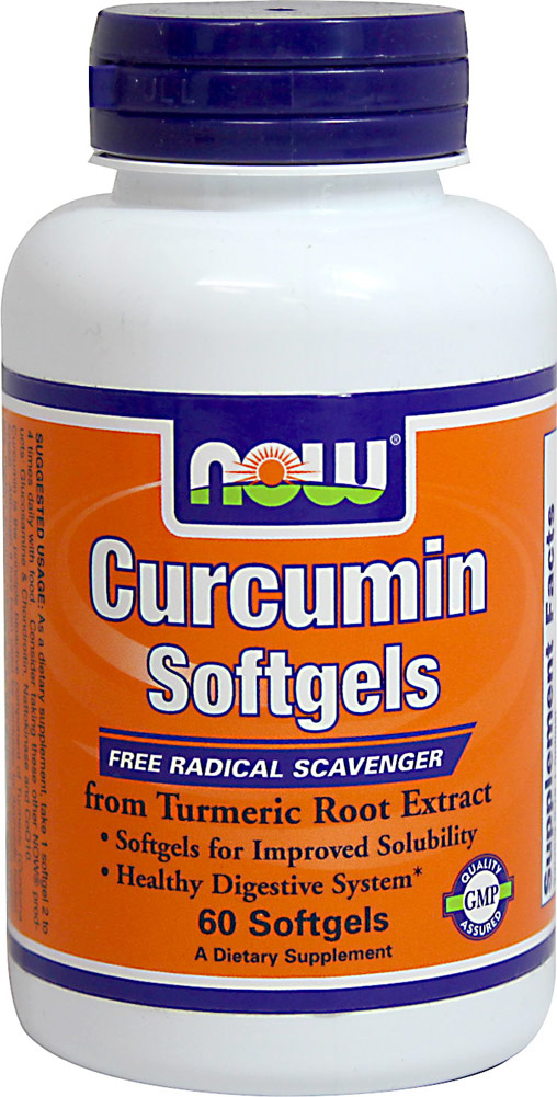 Curcumin from Turmeric Root Extract 475 mg