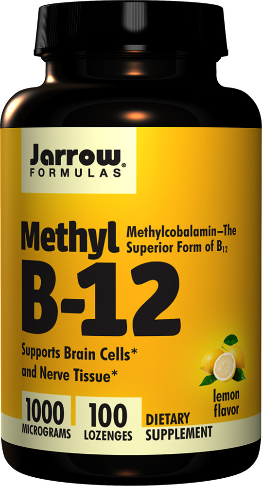 Methyl Vitamin B-12 1,000 mcg
