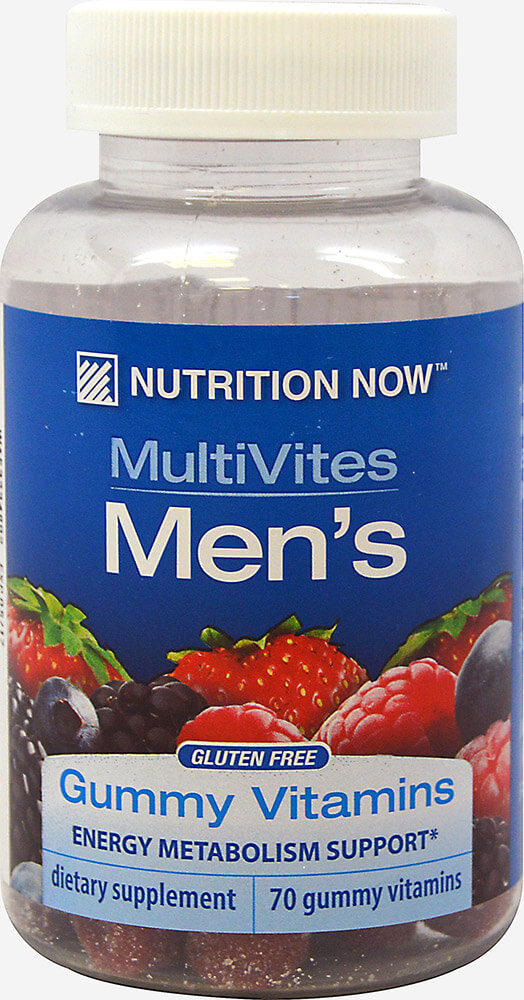 Men's Gummy Vitamins