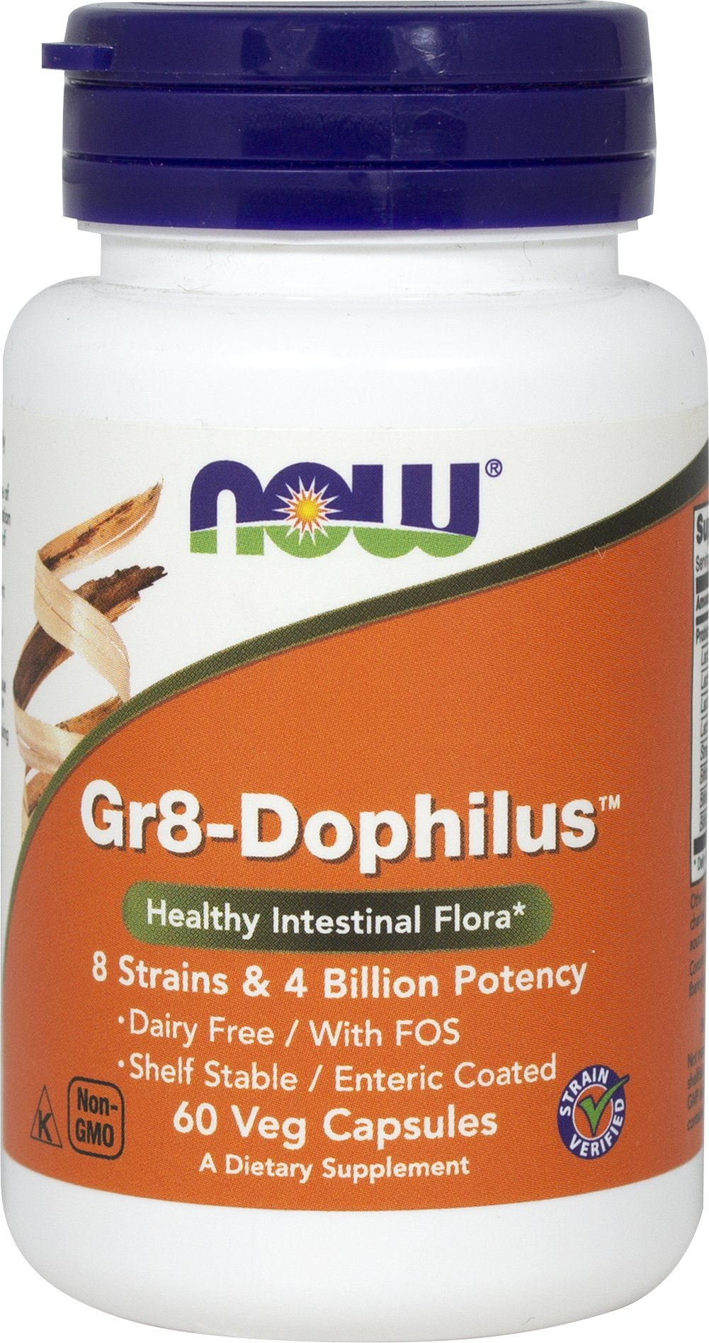 Gr8-Dophilus™ Thumbnail Alternate Bottle View