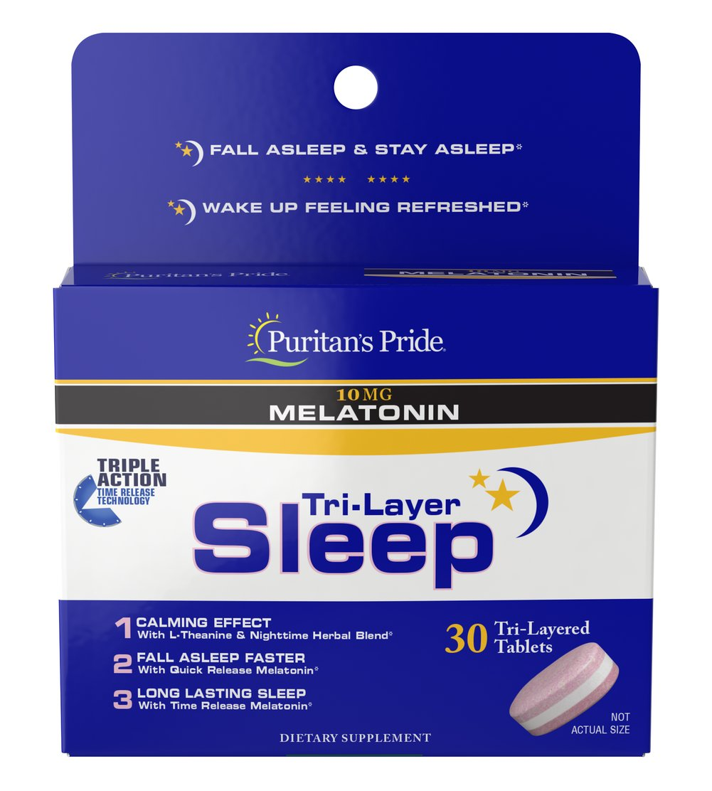 Tri-Layer Sleep Thumbnail Alternate Bottle View