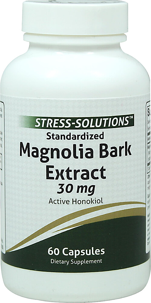 Magnolia Bark Extract 30 mg