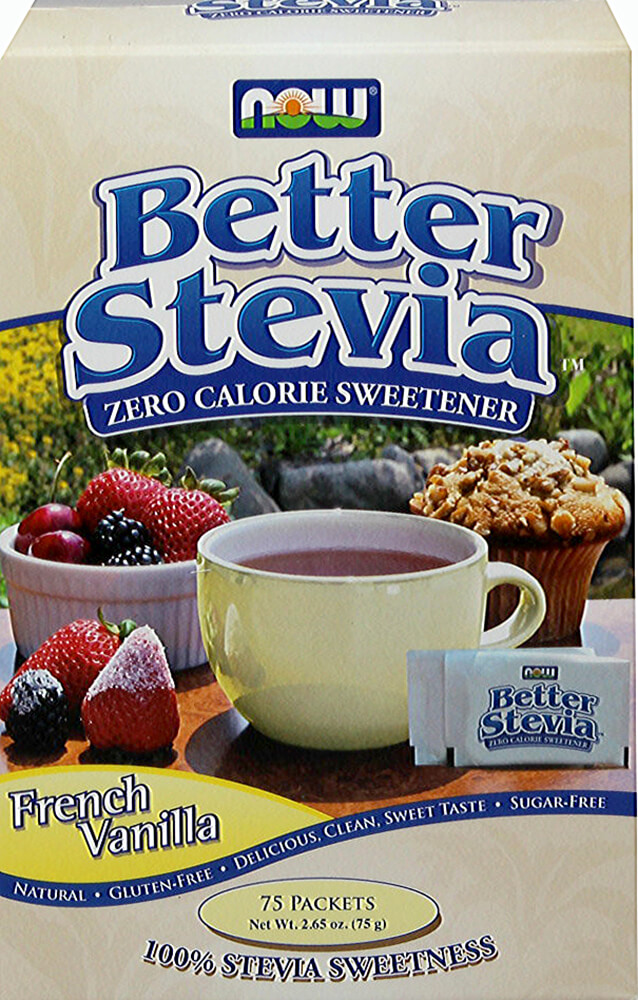 Better Stevia French Vanilla Packets