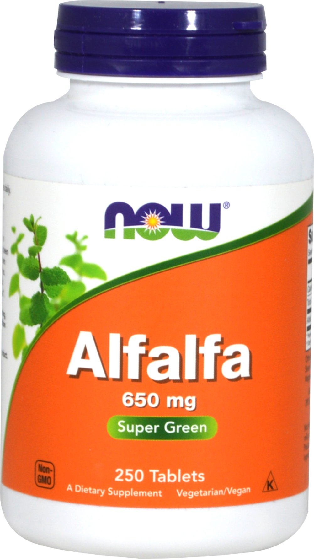 Alfalfa 650mg Tablets
