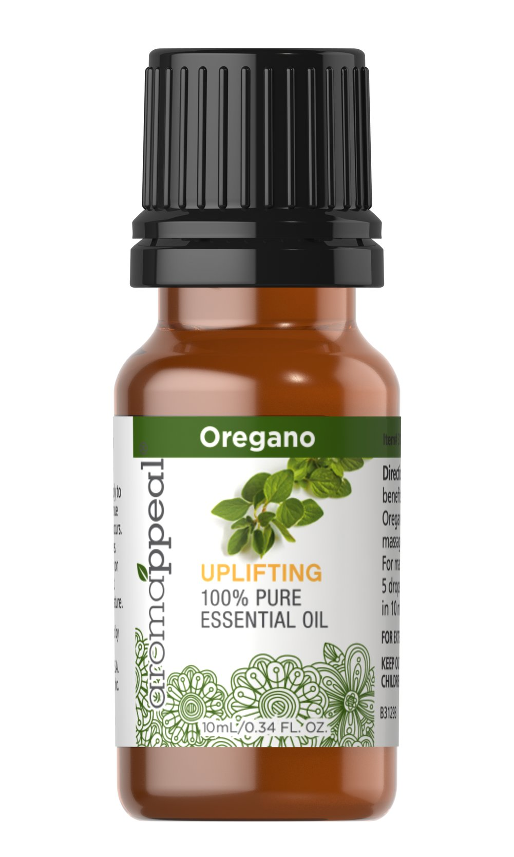 Oregano 100% Pure Essential Oil