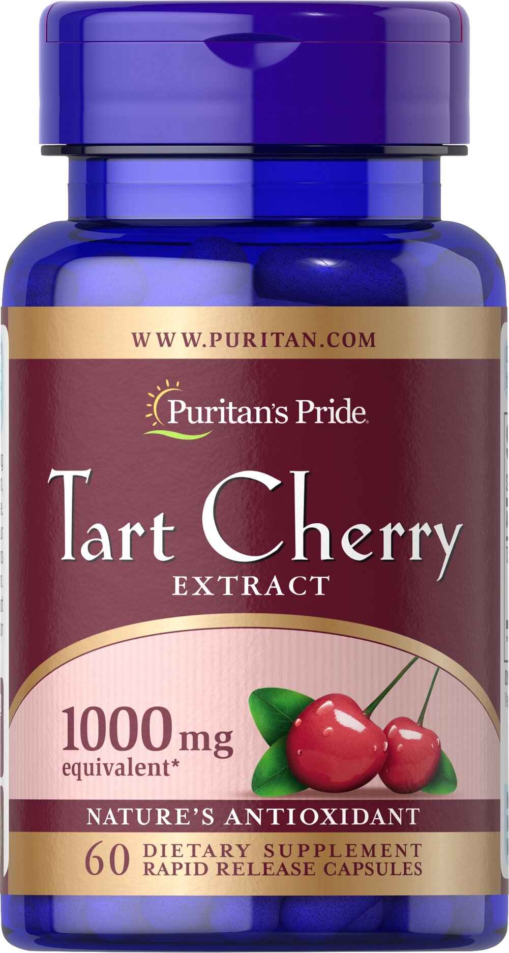 Tart Cherry Extract 1000 mg