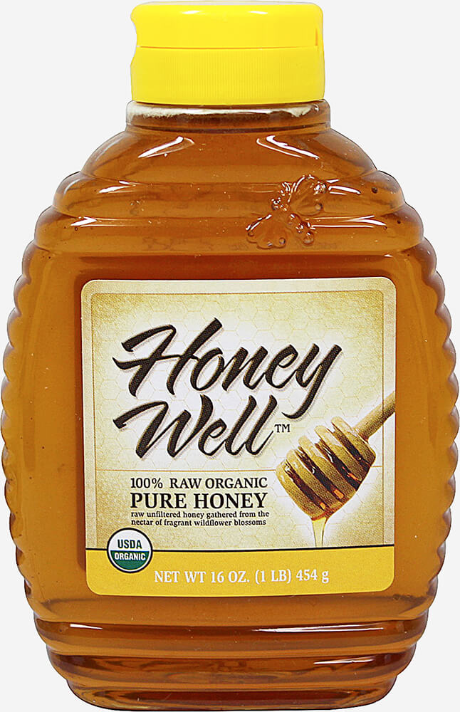 Raw Organic Pure Honey