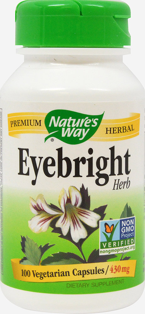 Eyebright Herb 430 mg