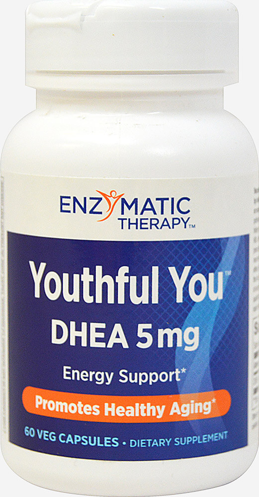 Youthful You™ DHEA 5 mg