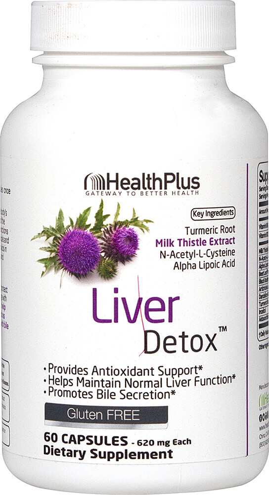 Liver Detox Thumbnail Alternate Bottle View