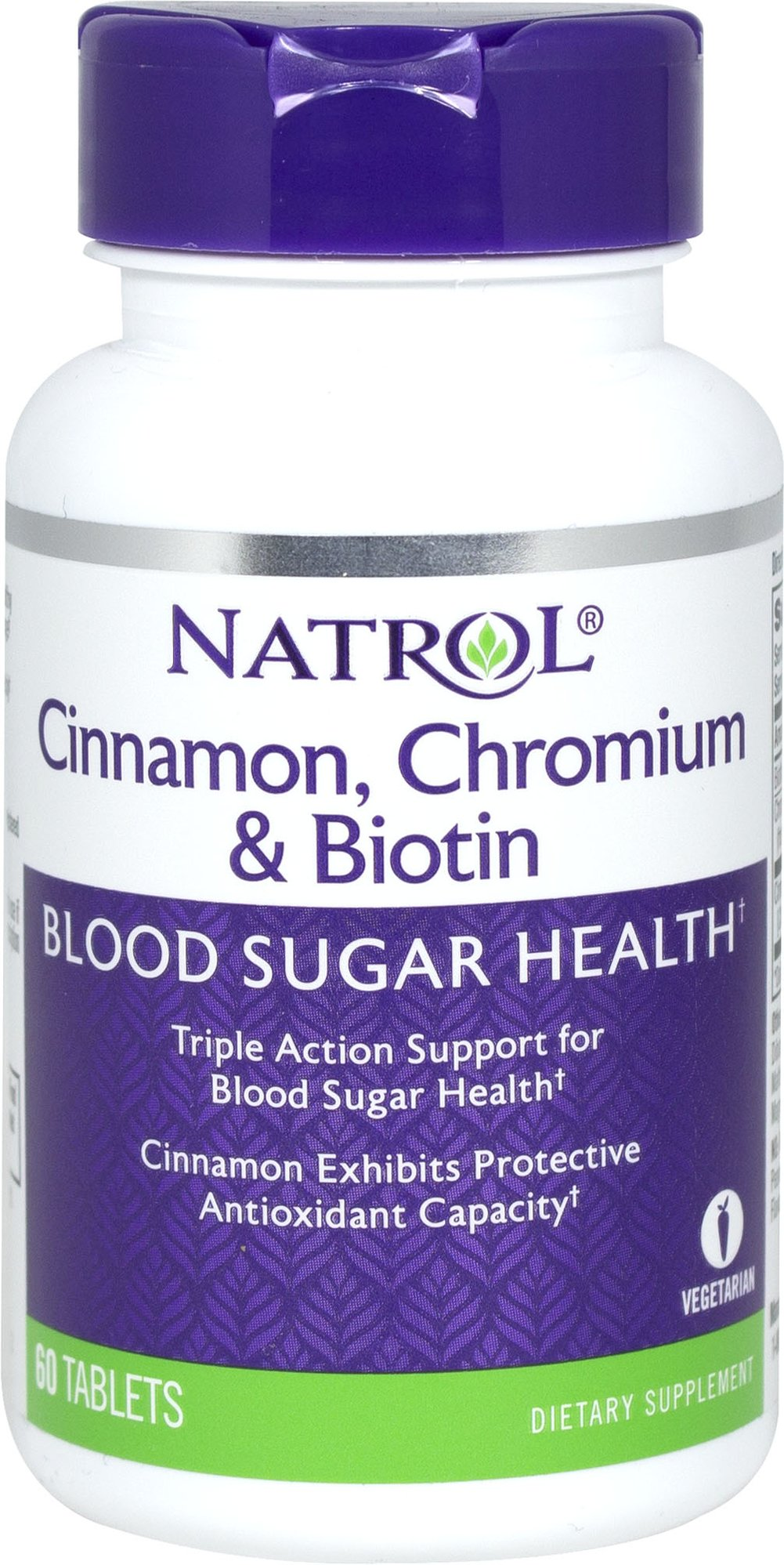 Super Cinnamon Complex with Chromium & Biotin
