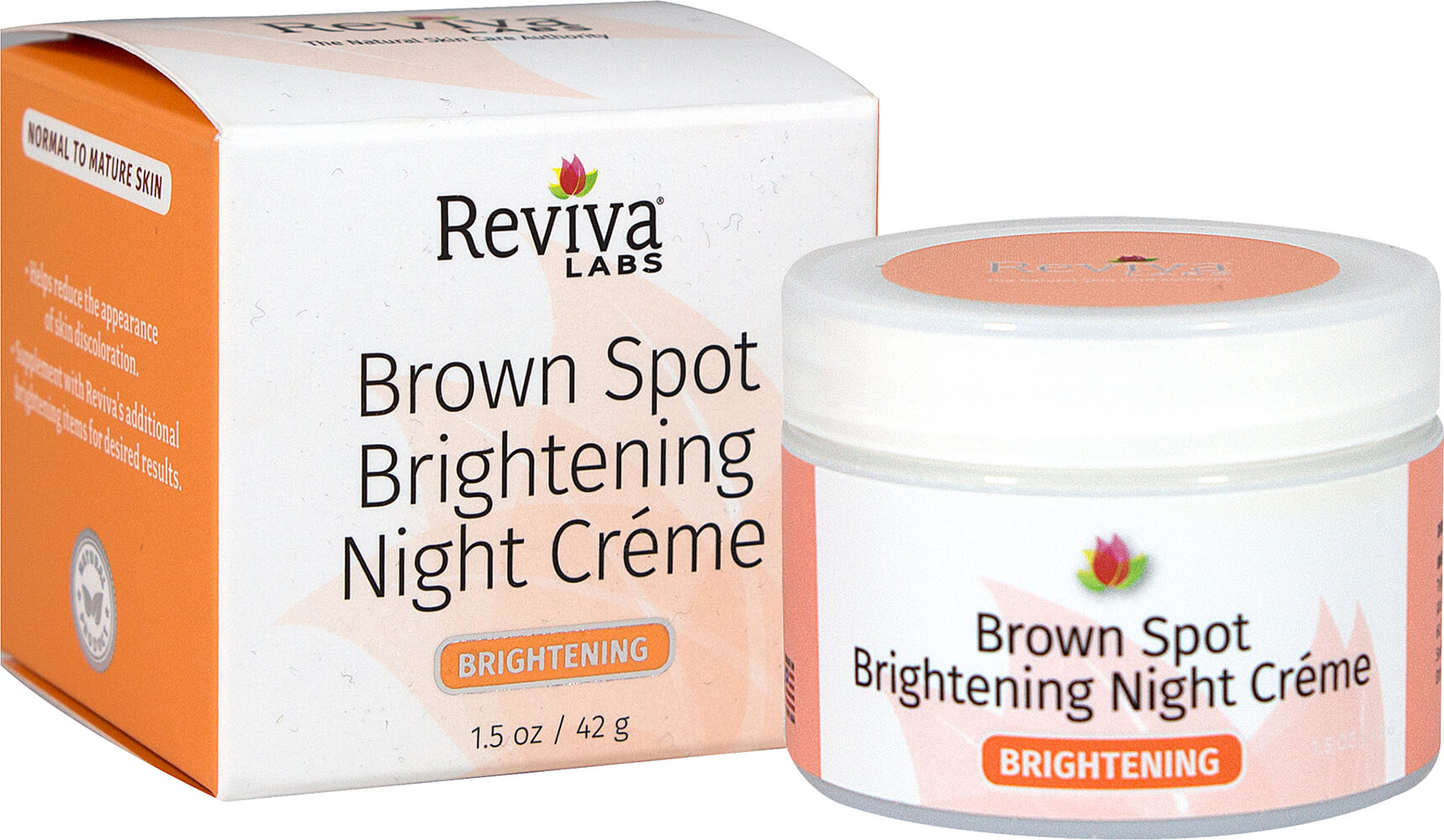 Reviva® Labs Brown Spot Skin Lightening Night Cream