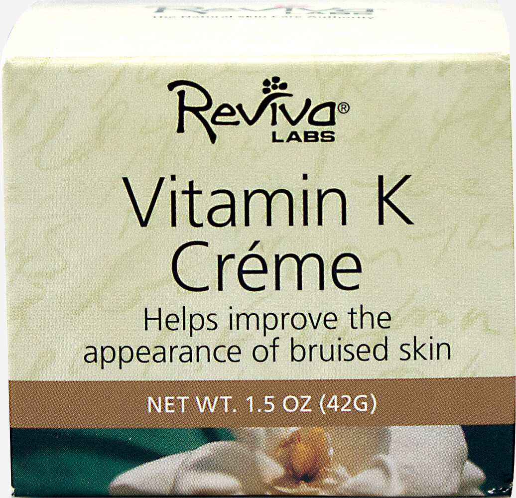 Reviva® Labs Vitamin K Cream