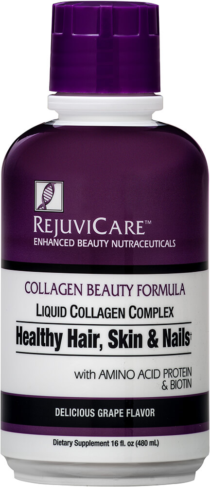 Collagen Beauty Formula Liquid Thumbnail Alternate Bottle View