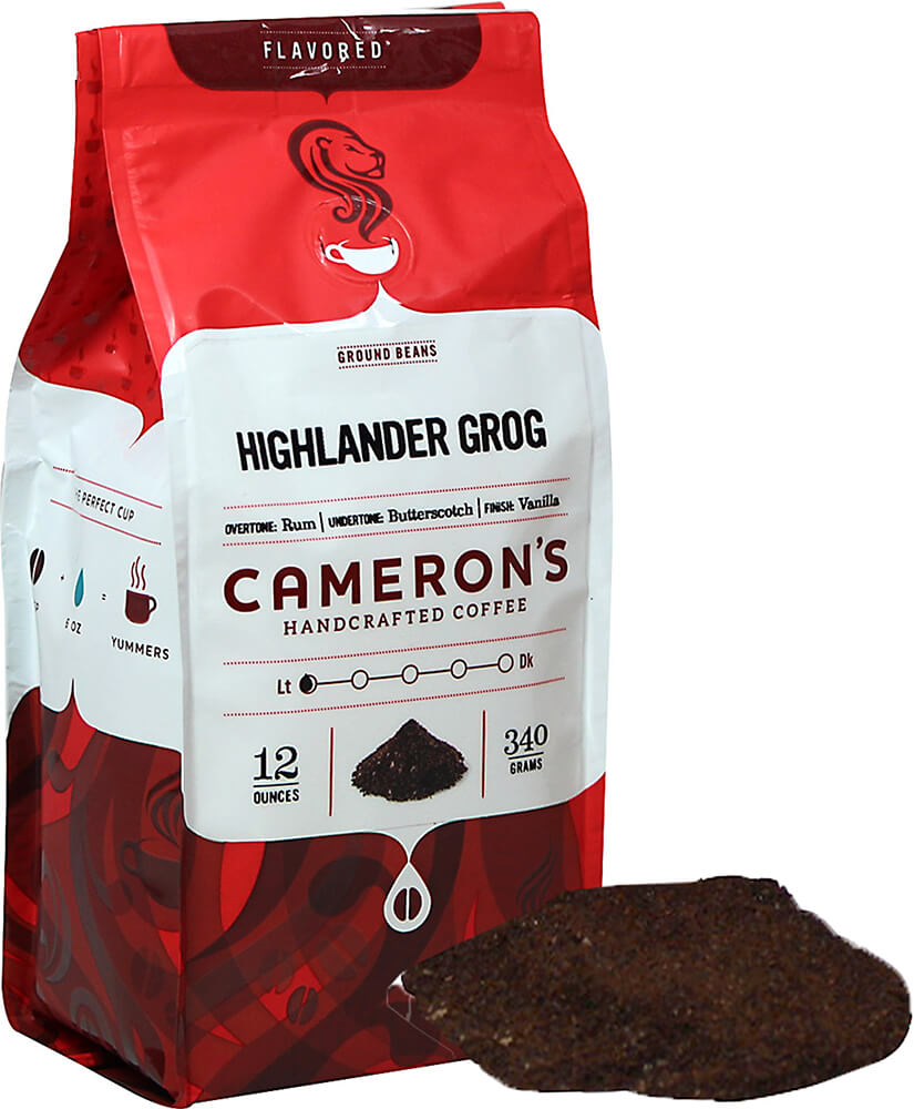 Highlander Grog Ground Coffee