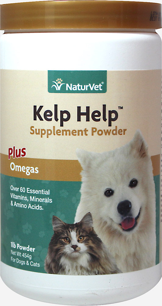 Kelp Help Supplement Powder for Pets