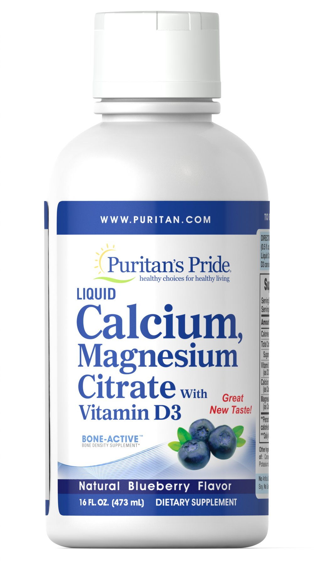 Calcium magnesium vitamin d3 benefits