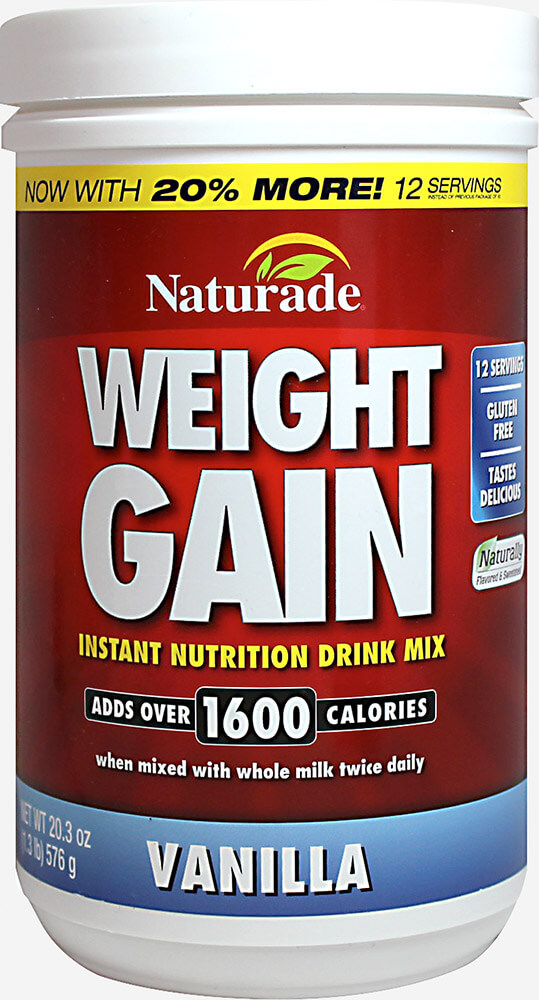 Weight Gainer Vanilla