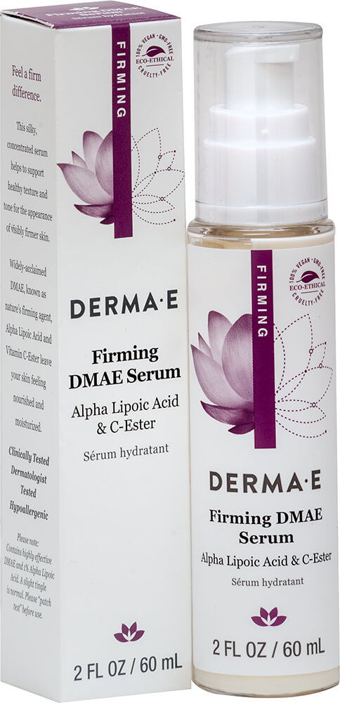 Derma E® Firming Serum with DMAE, Alpha Lipoic and C-Ester Thumbnail Alternate Bottle View