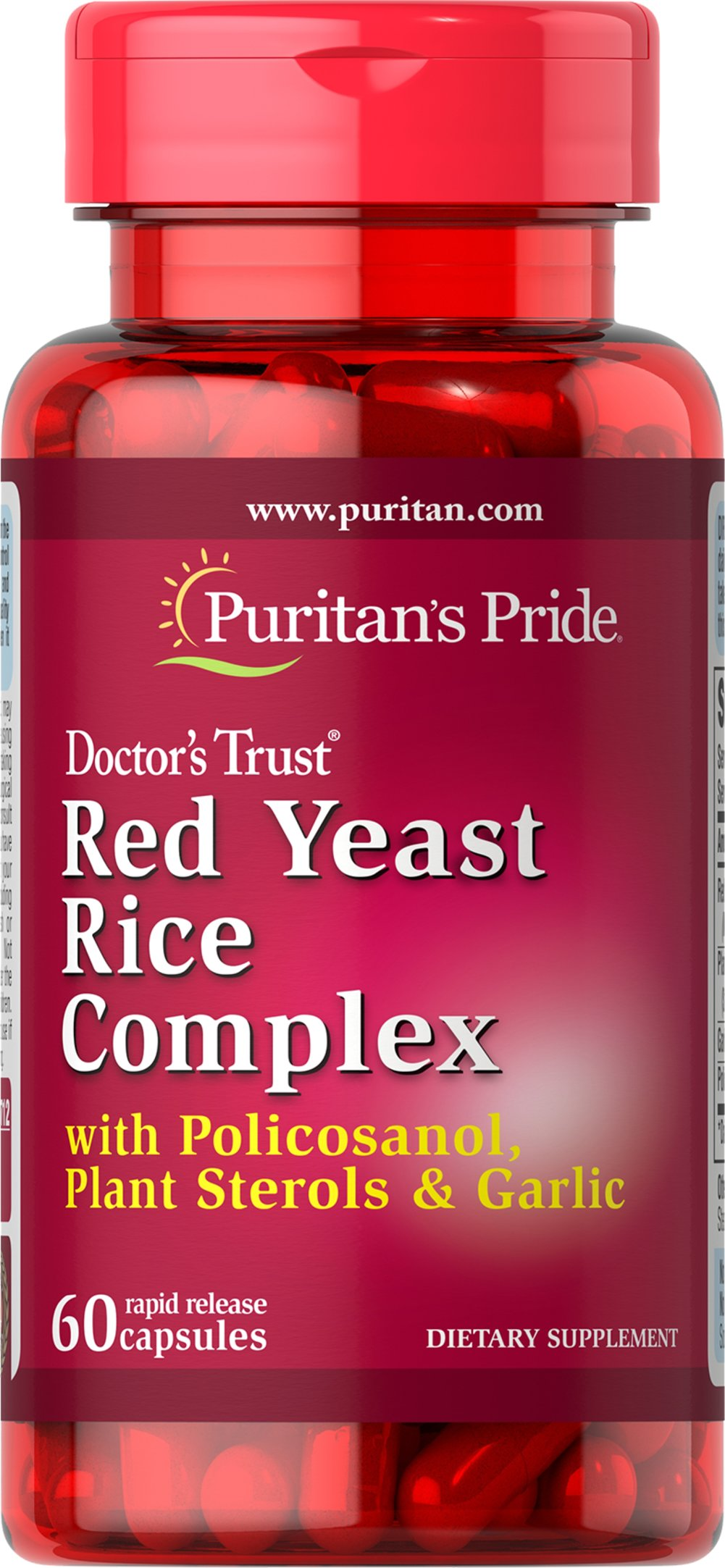 Red Yeast Rice Complex
