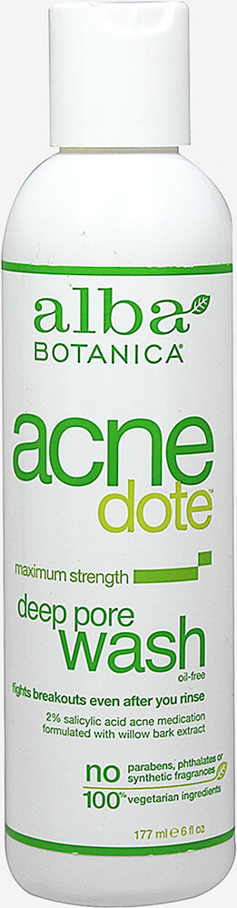 Alba Acne Dote Deep Pore Wash