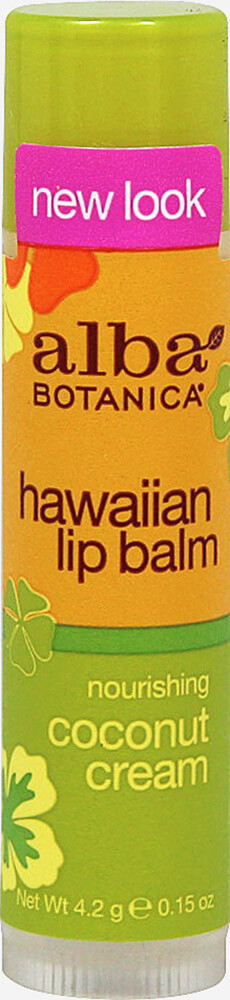 Coconut Cream Hawaiian Lip Balm
